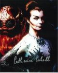 Catherine Schell - Genuine Signed Autograph #1